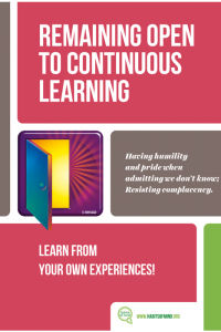 16- Remaining Open to Continuous Learning-min