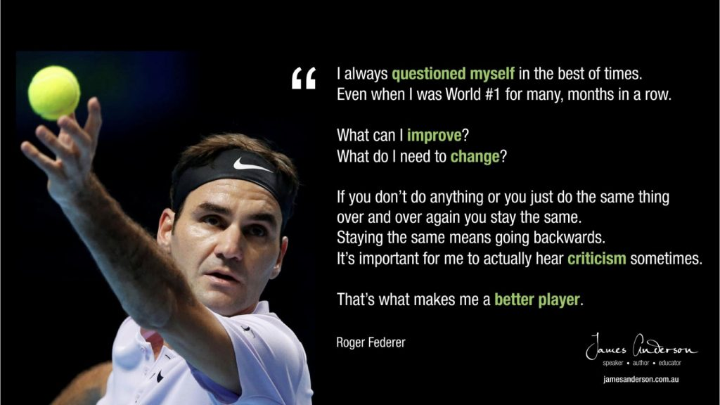Federer - Better