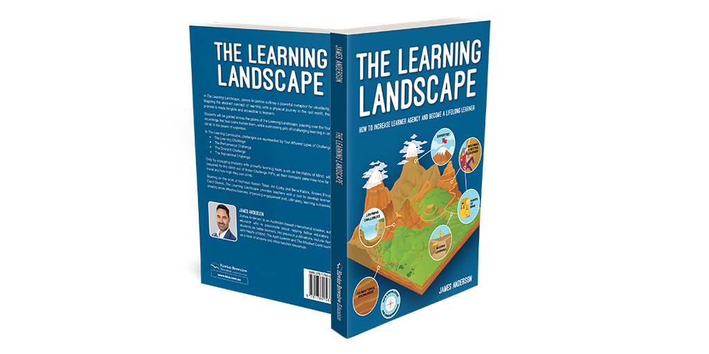 The Learning Landscape - how to increase learner agency and become a lifelong learner